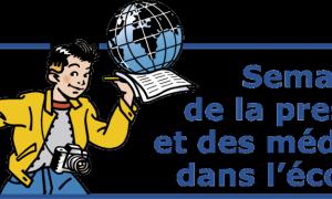 Semaine de la presse et des médias dans l'École du 23 au 28 mars 2020